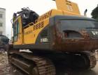 二手挖掘机 沃尔沃460b 纯土方车!