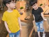 永州便宜童装货源 儿童短袖3.9元批发
