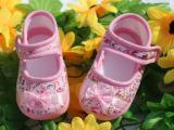 童鞋一件代发淘宝爆款婴儿鞋 防滑软底棉鞋 0-1岁宝宝学步鞋
