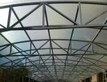 泉州市区阳光板雨棚耐力板雨棚