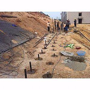 地基打桩加固衡水专业打桩公司 地基打桩护坡 地面打桩钻孔