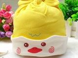 厂价批发 3-18个月大童宝宝帽柔软舒适儿童帽子 卡通婴儿帽子春秋
