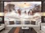 广东艺术背景墙代理商哪家值得信赖?