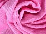 2015新款针织全棉天鹅绒面料 抽条绒布面料 厂家批发直供