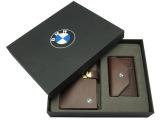 套装礼品单位团购 企业定制礼品套装 多功能卡包钥匙包商务皮具