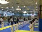 回民区金帝武道馆少儿散打跆拳道成人自由搏击女子防身术招生