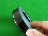 定做硅油填充液态耳机套 高周波热压成型吸塑硅胶PVC皮耳套