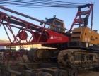 急需处理二手闲置徐工50吨履带吊 三一50吨履带吊