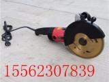 消防电动切割CDC2350电动双轮异向切割锯