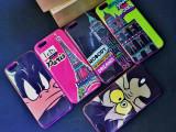 铁塔系列iPhone6G4.7粉色手机壳 苹果6GTPU闪粉IMD外贸出口外壳