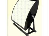 专用弧面灯箱铝材 安装方便更换画面简单  双面弧形灯箱