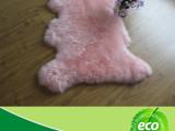 厂家直销 真皮羊毛地毯 整皮儿童防滑地毯