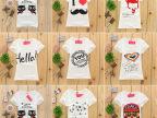阿里巴巴货源网女短袖t恤  夏季新款韩版纯棉圆领地摊衣服t恤女装