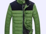 2013秋冬新款保暖立领时尚夹克外套 网店分销 网络代理 网上加