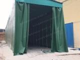 杭州上城区推拉篷 移动仓库帐篷 户外伸缩遮阳蓬多少钱一平方