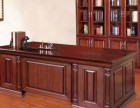 徐汇区俊博高价回收员工桌椅办公沙发老板台书柜实木博古架茶桌