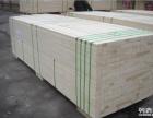 包装用杨松木LVL多层板产品 韧性强