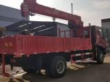 柳汽乘龙玉柴200马力配三一10吨吊机