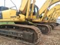 二手小松360-7挖掘机土方用机