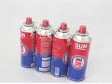 韩国太阳牌SUN户外长气罐丁烷气罐卡式炉气罐