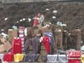 浦东新区箱包女装销毁处理,上海劣质瑕疵服装箱包焚烧处理