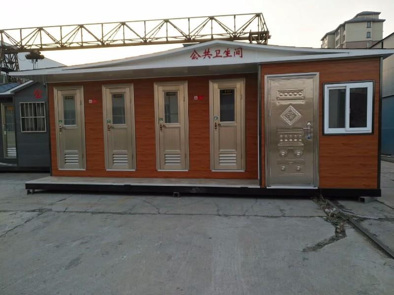 江西厕所加工 移动厕所制作 景区卫生厕所,专业厂家