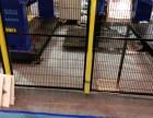 青岛黄岛地区供应车间仓库护栏网低碳钢丝网喷塑处理质优价廉