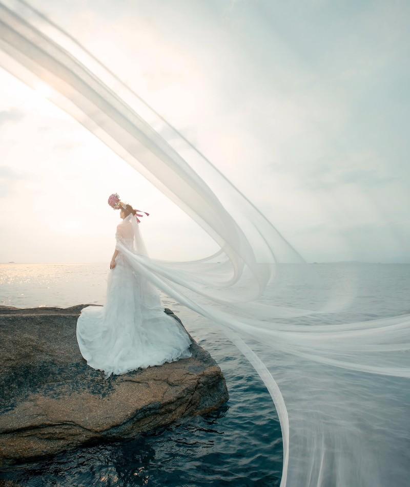 小时代摄影工作室婚纱摄影艺术照小清新个人艺术照