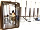 深圳福摩貝斯智能調光玻璃 淋浴間霧化隔斷調光玻璃