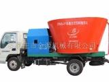 石家庄市金源机械有限公司直销车载式饲料制备机