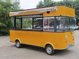 山东省德州市餐车 小吃车 电动餐车 移动店铺车生产厂家