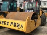 洛阳二手压路机徐工柳工20吨22吨26吨振动胶轮压路机