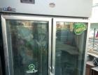 出售空调 麻辣烫米线店所有设备 展柜 冰柜 货架子 桌椅