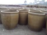 广西北海食品腌制陶缸海鸭蛋腌制大缸300斤500斤大口发酵缸