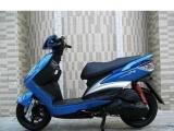 进口雅马哈迅鹰125cc踏板车 全新摩托