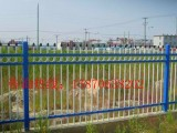 抚州锌钢铁艺围墙浸塑锌钢护栏杆 乐安县庭院别墅厂区护栏铁栅栏
