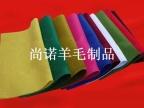 【尚诺羊毛毡】生产供应化纤毛毡,浸胶化纤毡,彩色化纤毡