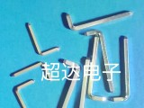 黄铜镀锡四方针 扁针 圆针 折弯L针 T头针 U型针