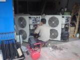 东莞大朗空调维修公司,加雪种,安装,清洗