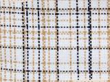 简约格子沙发坐垫套面料 加厚沙发布料 花布桌布窗台垫布料 高档