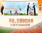 中国平安车险寿险理财险