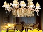特价餐吊灯餐厅水晶吊灯33024家用灯具灯饰 现代水晶等餐厅灯饰