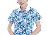 批发2013新款女装短袖t恤 中老年女士大码妈妈装翻领短袖pol