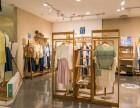 小平方女性服装店装修风格