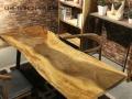 南美胡桃木乌金木原生态烘干料新中式实木家具