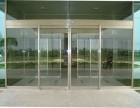 南昌红谷滩新区玻璃门维修 配件更换 玻璃定做 玻璃开孔
