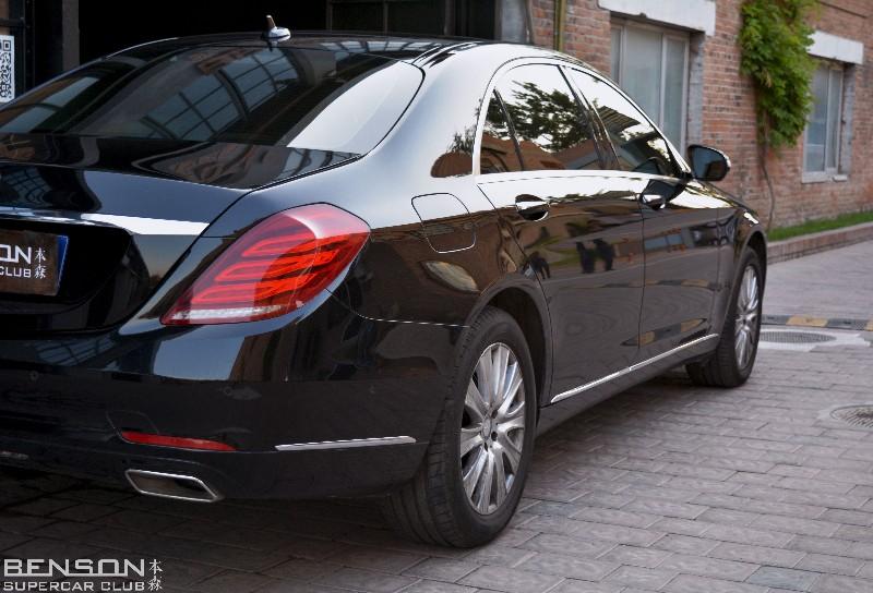 北京租赁奔驰S400 租赁豪华婚车 本森专业出租
