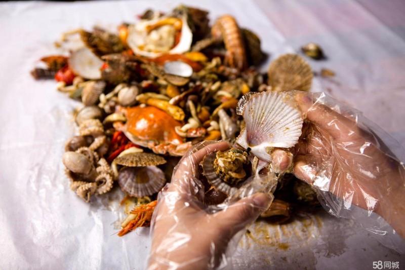 大铁锹手抓海鲜加盟费多少 热炕头徒手餐厅加盟海鲜大咖