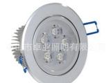 LED射灯 天花灯筒灯 5W超亮 珠宝灯