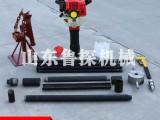 厂家直销QTZ-2岩土工程勘察钻机汽油机取土钻机